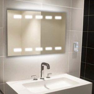 Steklarstvo Kresal ogledala z LED trakom