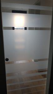 Steklarstvo Kresal Drsna vrata