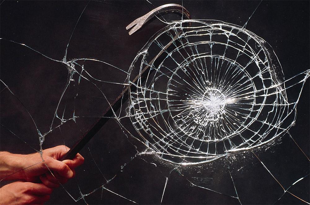 Steklarstvo Kresal - Protivlomna stekla