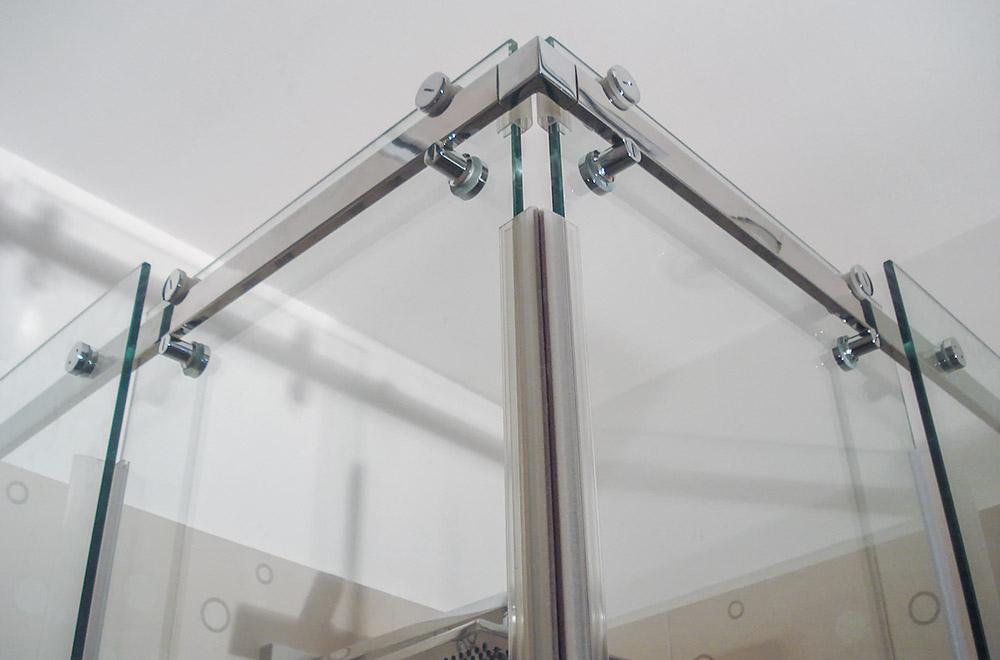 Steklarstvo Kresal - Tuš kabina