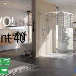 Kopalniški sistem Aquant 40