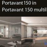 STEKLARSTVO KRESAL PORTAVANT 150 in PORTAVANT 150 MULTILINE