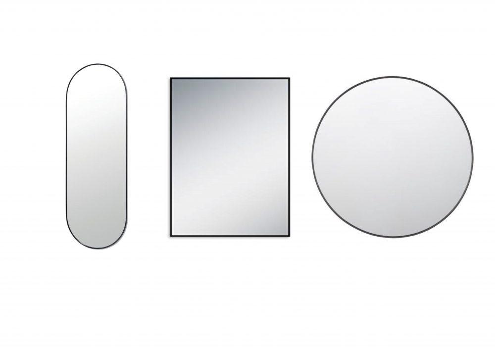 Ogledala različnih oblik_Steklarstvo Kresal