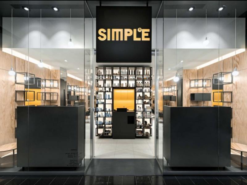 Frizerski Salon Simple copy
