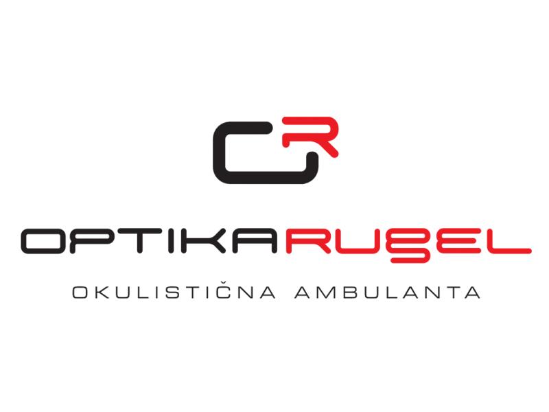 Steklarstvo Kresal - Optika Rugel - logo